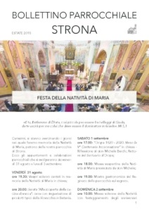 thumbnail of Bollettino Estate 2018 – Strona