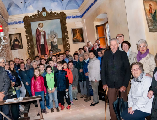 Messa all'oratorio di S. Carlo a Veglio – 2018