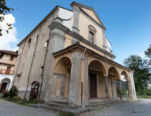 S. Messa per l'insediamento di p. Luca a Camandona e Callabiana
