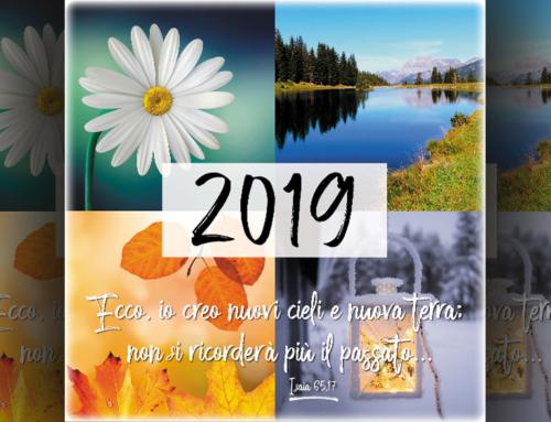 NUOVO Calendario Anno 2019!!!