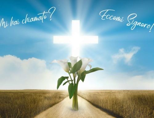 L'Amore di Gesù conquista per sempre! Invito ai voti perpetui di Francesco Maria e Mihaela