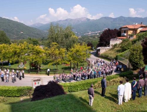 Festa dei 30 anni degli Alpini di Strona