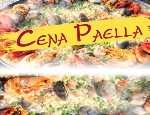 Cena Paella – Reginato di Strona