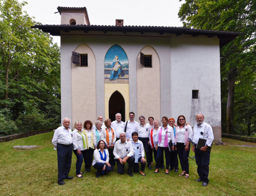 Festa di Sant'Anna al Santuario del Mazzucco a Camandona