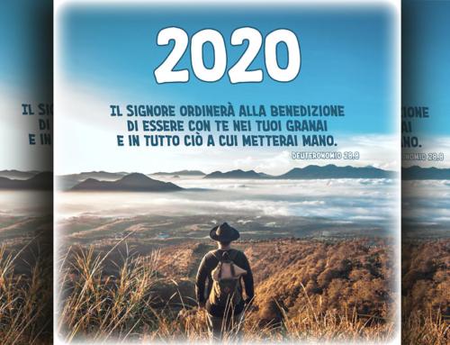 NUOVO Calendario Anno 2020!!!