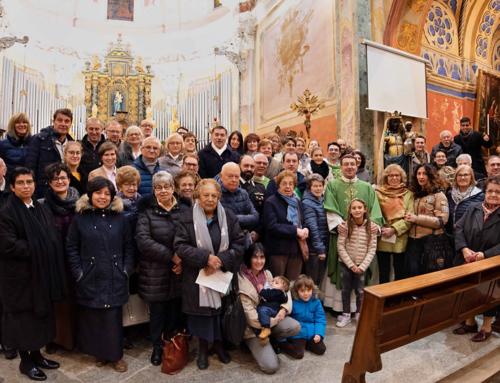 Peregrinatio Mariae a Strona, Veglio e Camandona