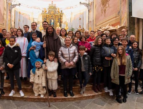 Messa della Vigilia di Natale a Strona