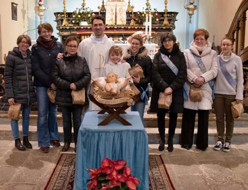 Nuove regine della parrocchia di Veglio